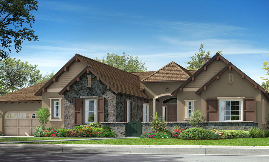 May 2 Show Home Opening at The Ridge