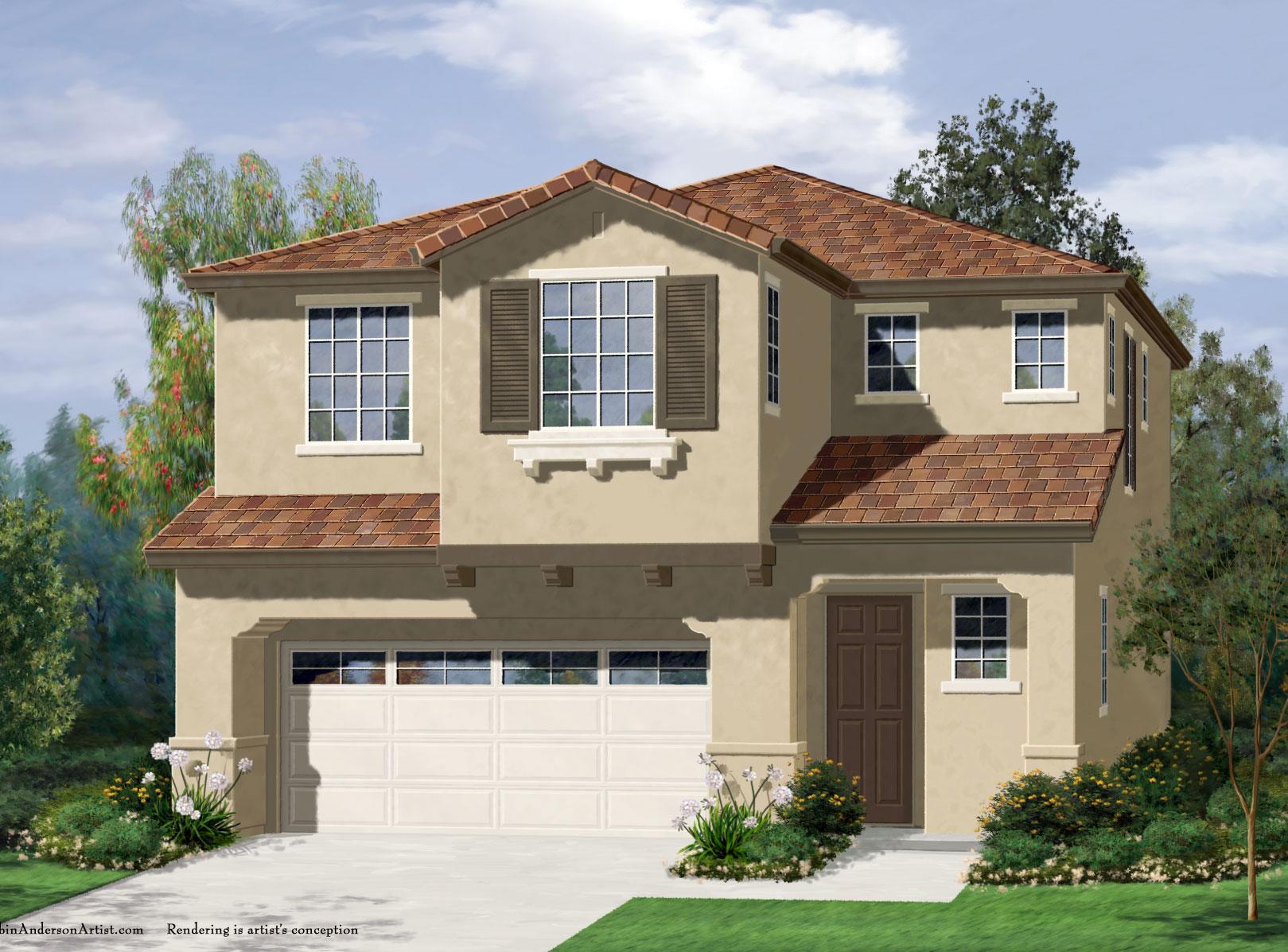 New Homes Near Sacramento