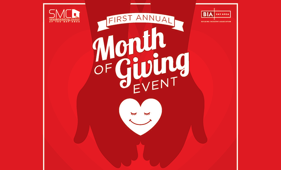 Signature Homes Sponsors Month of Giving Event