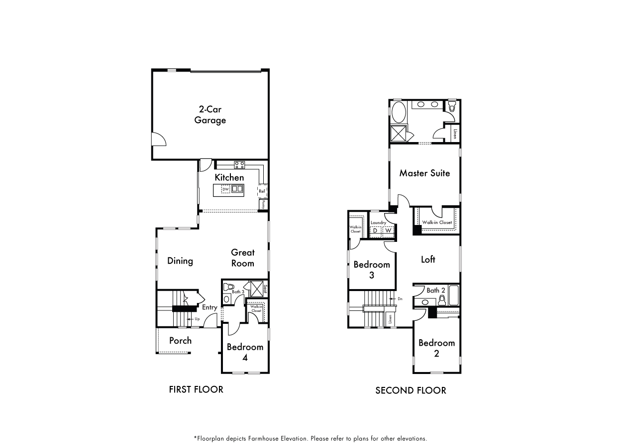 New Homes In Mountain House Ca Easy Access To Hwy 580 2 Story Electrical Plan 95391
