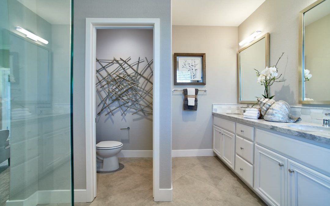 Create a Posh Powder Room