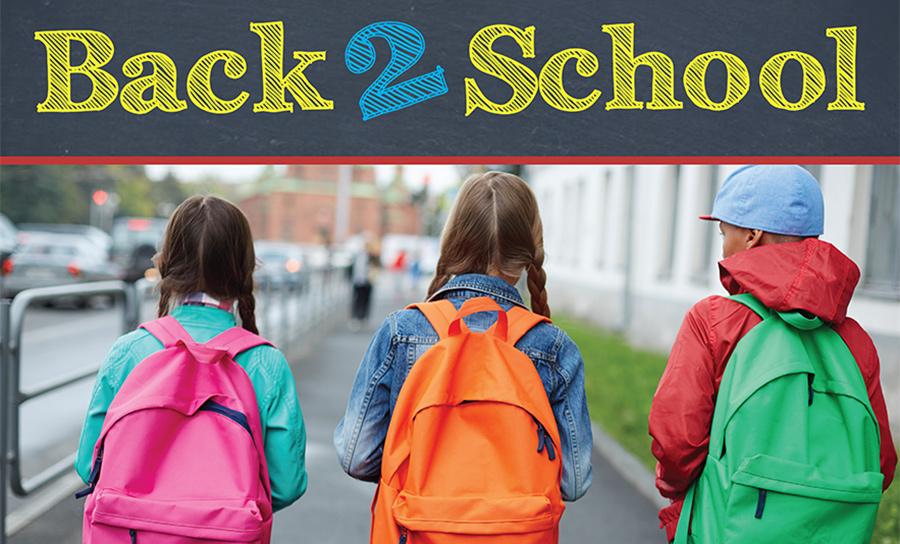 Back 2 School Supply Drive