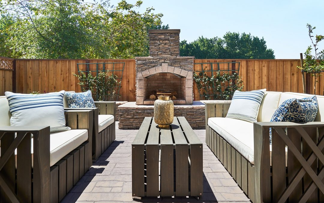 Prepping Outdoor Living Areas for Warm Weather