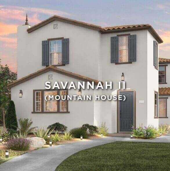 SAVANNAH II (MOUNTAIN HOUSE)