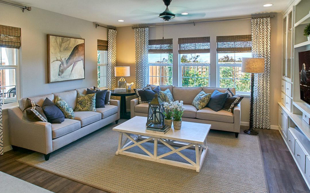 Top 7 Tips for Touring a Model Home
