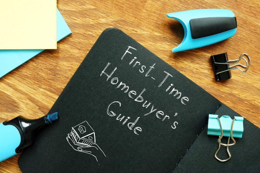 Top Tips for 1st Time Home Buyers