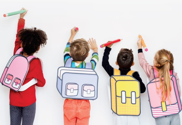 Back To School – Our Annual Charity Backpack Drive Is Here!